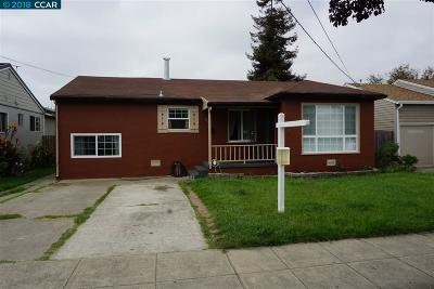 San Leandro Single Family Home New: 539 Cascade Rd