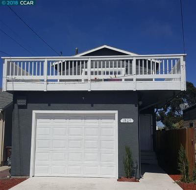 Richmond Single Family Home For Sale: 1809 Ohio Ave