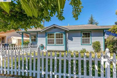 Livermore Single Family Home For Sale: 1848 Linden Street