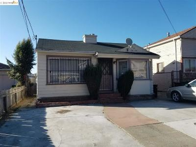 Oakland Single Family Home New: 2425 77th Ave