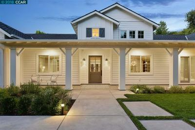 Alamo CA Single Family Home For Sale: $3,289,000