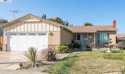 San Leandro CA Single Family Home New: $680,000