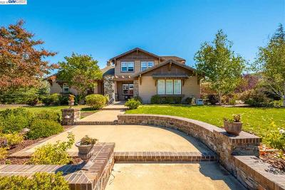 Pleasanton Single Family Home For Sale: 4326 Campinia Pl
