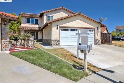 Newark CA Single Family Home New: $980,000