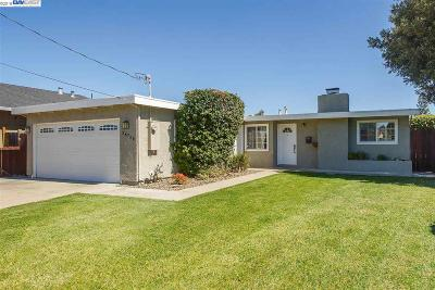 Newark CA Single Family Home New: $869,000