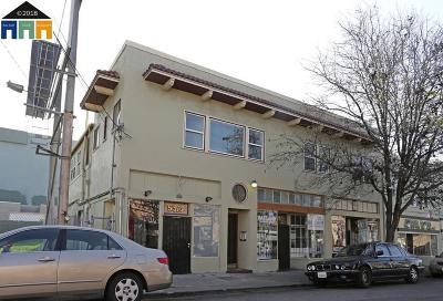 Alameda County, Contra Costa County, San Joaquin County, Stanislaus County Multi Family Home New: 5310 Fairfax Avenue