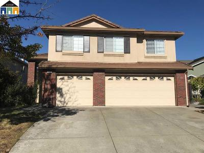 Vallejo Single Family Home For Sale: 1474 Legend Circle