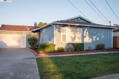Newark CA Single Family Home New: $899,999