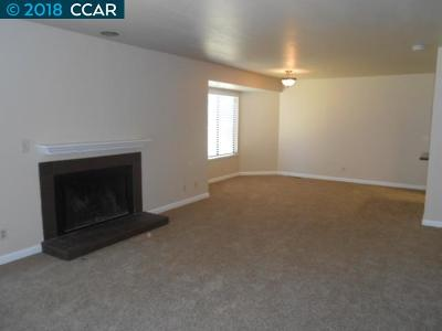 Pinole Condo/Townhouse Pending Show For Backups: 1703 Dalessi Dr