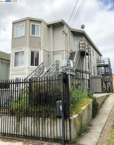 Oakland Multi Family Home New: 2223 E 23rd Street
