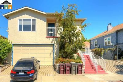 Emeryville Condo/Townhouse For Sale: 1266 62nd #1