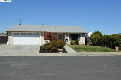 Livermore Single Family Home New: 4452 Arabian Rd