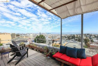 San Francisco Single Family Home For Sale: 3607 Market Street