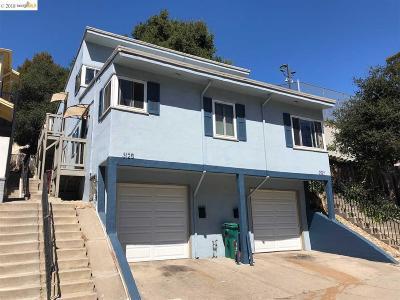 Oakland Multi Family Home New: 3127 Park Blvd