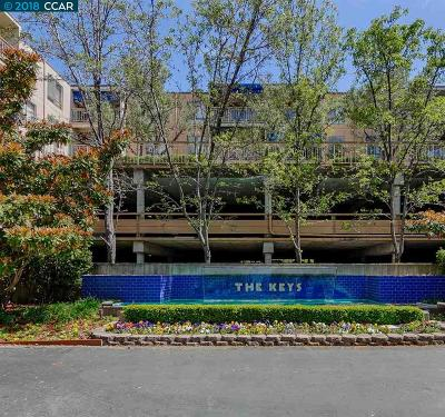 Walnut Creek Condo/Townhouse For Sale: 410 N Civic #105