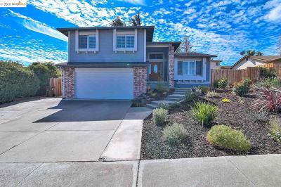 Antioch Single Family Home For Sale: 2429 Maywood Way