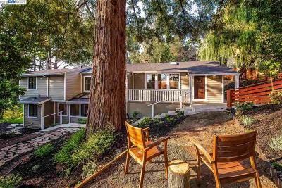 Oakland Single Family Home For Sale: 6281 Aspinwall Rd