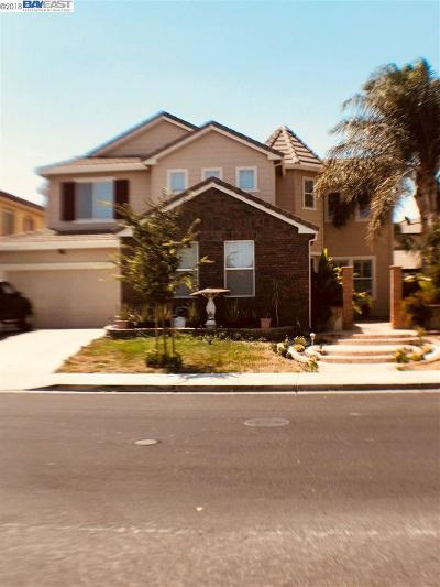 Tracy Single Family Home For Sale: 501 McDowell Way