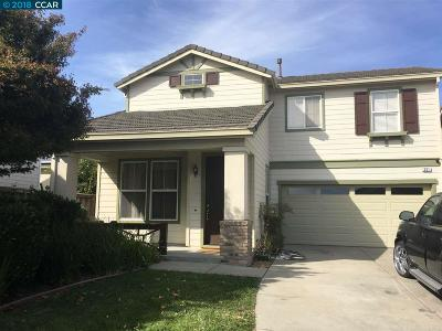 Pinole Single Family Home For Sale: 301 Meehan Ct.