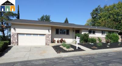 Concord Single Family Home For Sale: 1407 Jeff Ct