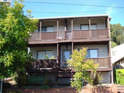 Oakland Condo/Townhouse Pending: 4844 Daisy St #D