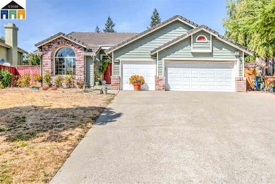 Antioch Single Family Home For Sale: 3205 Vista Hills Ct
