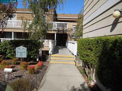 Martinez Condo/Townhouse For Sale: 434 Mill Rd