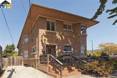 Berkeley Multi Family Home For Sale: 3042 Martin Luther King Jr Way