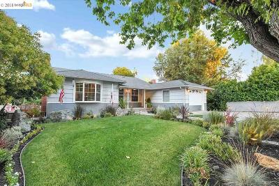 Concord Single Family Home For Sale: 1966 Altura Dr