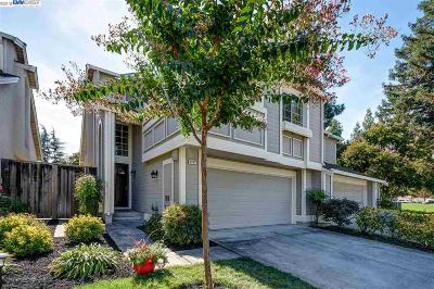 Pleasanton Condo/Townhouse For Sale: 1437 Trimingham Dr.