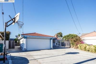 San Leandro Single Family Home Active-Reo: 15352 Sunnyhaven St