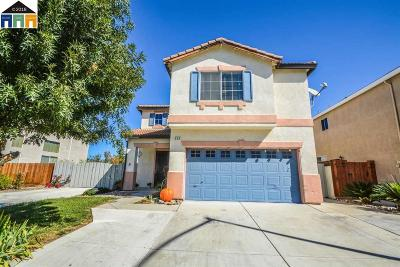 Tracy Single Family Home For Sale: 727 Sagewood Ln