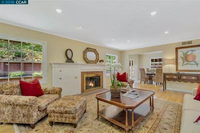 Orinda Single Family Home For Sale: 6 Snowberry Ln