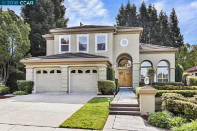 San Ramon CA Single Family Home For Sale: $1,298,000