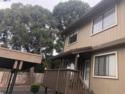 San Pablo Condo/Townhouse For Sale: 3430 San Pablo Dam Rd #60