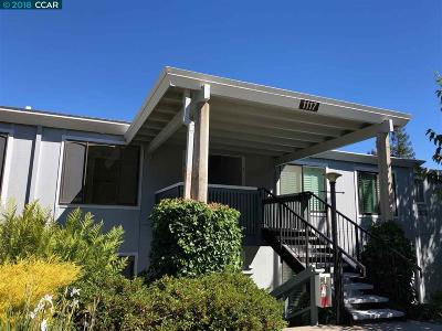 Walnut Creek Condo/Townhouse For Sale: 1117 Golden Rain Rd #5