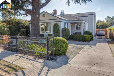 San Leandro Single Family Home Back On Market: 657 Durant Ave