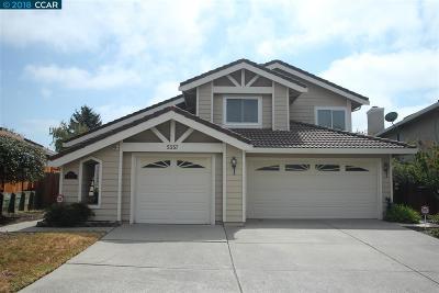 Richmond Single Family Home For Sale: 5357 Coach Dr