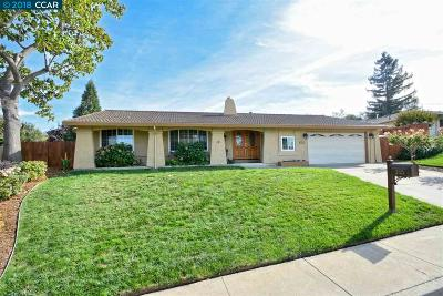 Clayton Single Family Home Pending Show For Backups: 355 Mt Washington Way