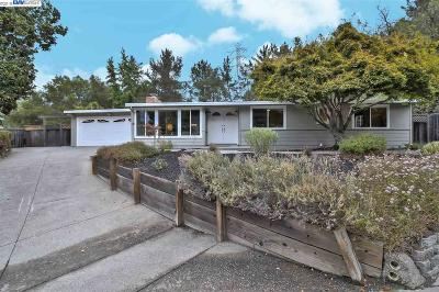 Orinda Single Family Home Price Change: 7 Ivy Dr