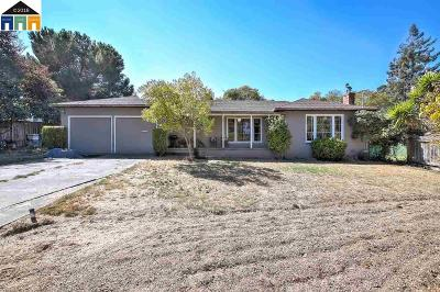 Castro Valley Single Family Home For Sale: 17483 Vineyard Rd