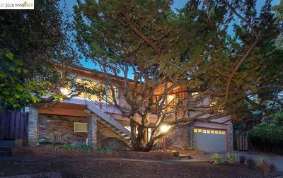 Berkeley Single Family Home For Sale: 721 The Alameda