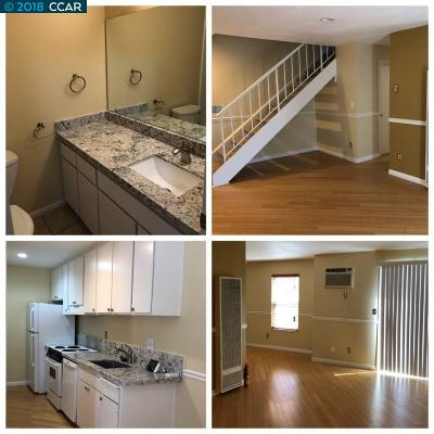 Concord Rental For Rent: 951 Bancroft Rd #110A