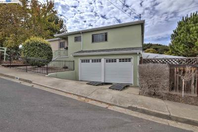 Hayward Single Family Home For Sale: 24087 Azevedo Ave