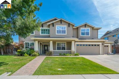 Tracy Single Family Home For Sale: 2462 Basque Drive