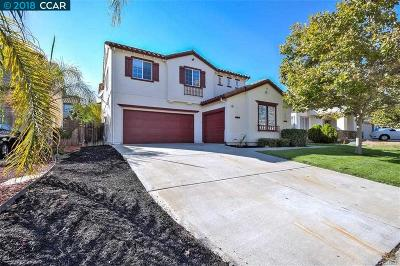 Antioch Single Family Home For Sale: 2484 Silveria Way