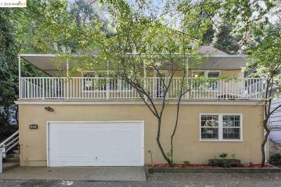 Oakland Single Family Home For Sale: 2675 Monterey Blvd