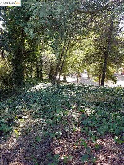 Oakland Residential Lots & Land For Sale: Monterey