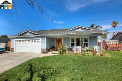 Newark CA Single Family Home For Sale: $1,265,000