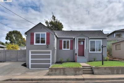 Richmond Single Family Home For Sale: 1529 Olive Ave